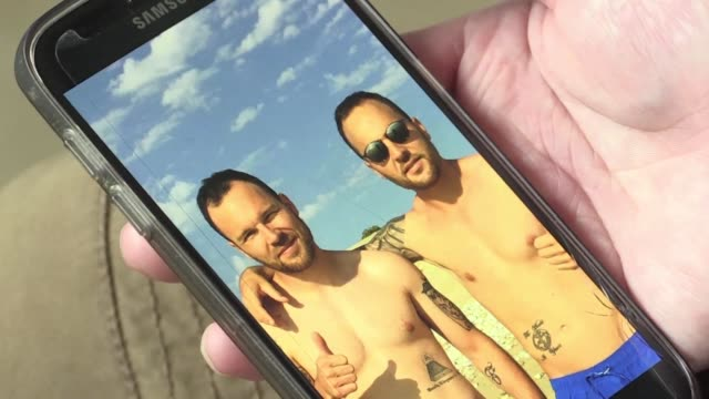 A man doomed to die after suffering burns across 95 percent of his body was saved by skin transplants from his identical twin in a world first...