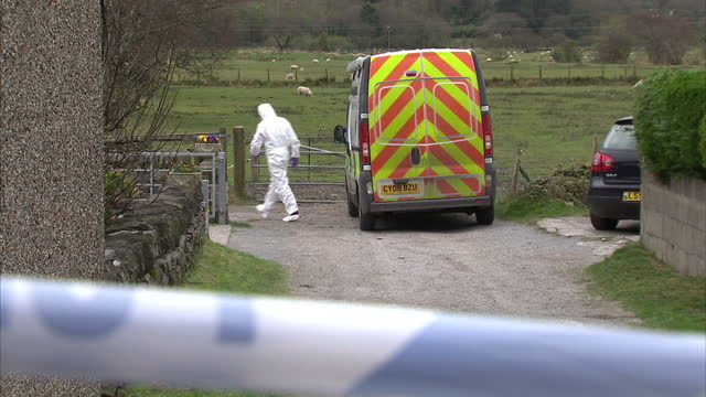 A man has been arrested on suspicion of murder after a woman child were found dead in North Wales Their bodies were discovered after police were...