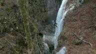 HD: Man ice climber