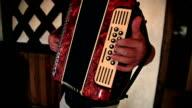HD: Man Playing The Accordion