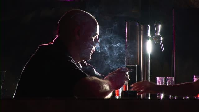 HD: Man Smoking