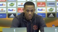 Man United pre match press conference with Anthony Martial ahead of the clash between Man United and AS SaintEtienne in the Europa League Man United...
