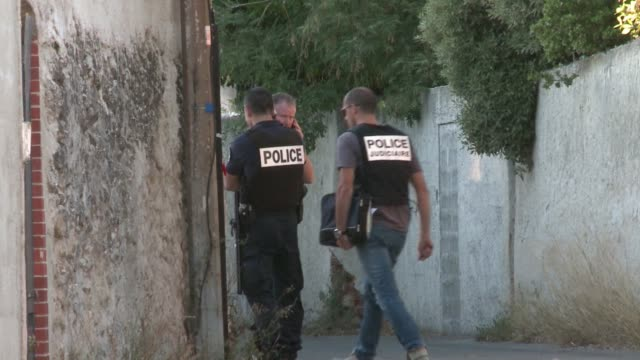 A man was shot dead Friday in the southern French city of Marseille and his body was found in a burnt out car