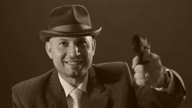Uomo con Cappello a bombetta