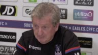 Manager Roy Hodgson insists Premier League basement club Crystal Palace have nothing to fear in their trip to leaders Manchester City