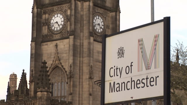 Manchester & Cathedral - HD & PAL