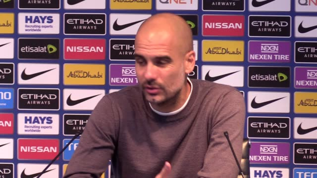 Manchester City boss Pep Guardiola hailed his side's devastating display after they thrashed Stoke 72 at the Etihad Stadium The Spaniard said it was...