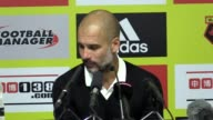 Manchester City manager Pep Guardiola praised his team following their 60 thrashing of Watford at Vicarage Road The result moves City to the top of...