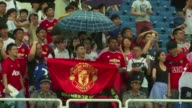 Manchester United manager Jose Mourinho says he is ready to go home as the club's pre season tour of China is threatened to descend into farce
