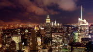 Manhattan in der Nacht, New York City