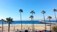 Pier von Manhattan Beach, Kalifornien