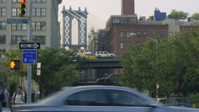 Manhattan Bridge Dumbo Traffic