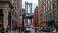 Manhattan Bridge, New York USA