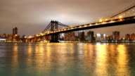 Manhattan Bridge nigthshot