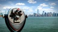 Manhattan from Liberty Island, New York