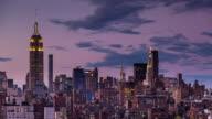 Manhattan Twilight - Timelapse