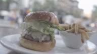 NEW YORK, Manhatten, Hamburger