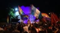 Manifestantes guatemaltecos protestaron ante la posible peticion del gobierno a la ONU para remover al colombiano Ivan Velasquez jefe de una mision...