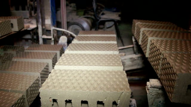 Manufacture of bricks