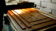 Manufacture of doors.