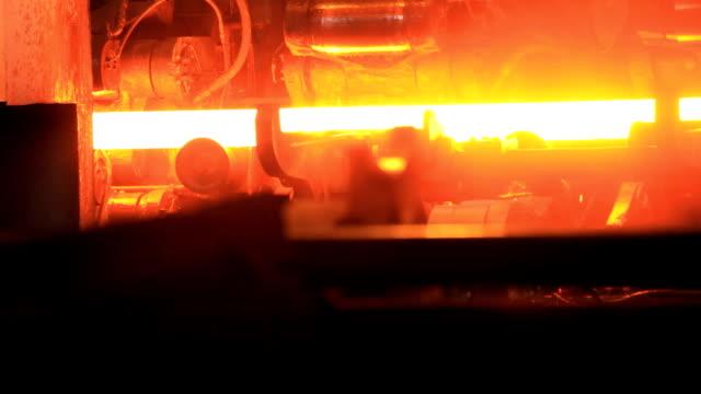 Herstellung von Stahl Rohre