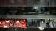 Manufacturing a circuit board
