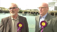 Many historically Tory parts of the country saw a swing towards UKIP on Thursday not least in Kent where the Tories lost 29 County Council seats 17...