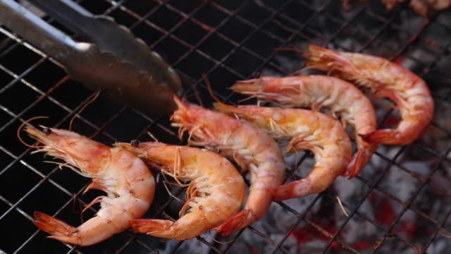 Many kinds of seafood