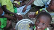 Many victims of the conflict in Democratic Republic of Congo have sought refuge in Sebele in western DRC where they are depending on handouts from...