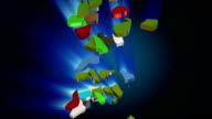 USA Map Animation