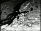 MAP Map of Russia's military naval bases along Baltic Sea coast