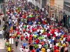 Marathon city runners