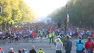 Marathon running in Berlin + Audio