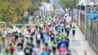 HD: Marathon running