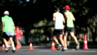 Marathon, Selective focus