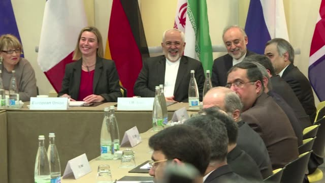 Marathon talks aimed at stopping Iran from acquiring nuclear weapons enter their final scheduled day with global powers racing to agree a framework...