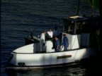 Government apology LIB London Body of victim carried along on board boat ZOOM