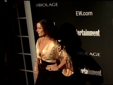 Marcia Gay Harden at the Entertainment Weekly's Viewing Party for 2006 Academy Awards at Elaine's in New York New York on March 5 2006