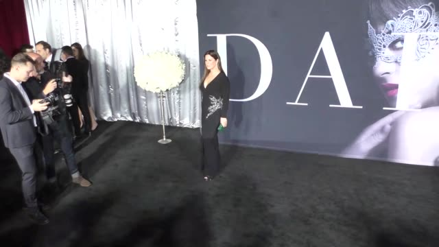 Marcia Gay Harden at The Universal Pictures Premiere of 'Fifty Shades Darker' on February 03 2017 in Hollywood California