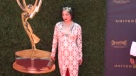Margaret Cho at the 44th Annual Daytime Emmy Awards at Pasadena Civic Auditorium on April 30 2017 in Pasadena California