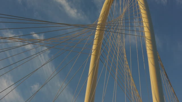 MS T/L Margaret Hunt Hill Bridge, Dallas, Texas