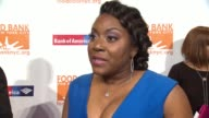 INTERVIEW Margarette Purvis discusses how people can help at Food Bank For New York City CanDo Awards Dinner 2017 at Cipriani Wall Street on April 19...