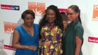 Margarette Purvis Tanya Fields at Food Bank For New York City CanDo Awards Dinner 2017 at Cipriani Wall Street on April 19 2017 in New York City