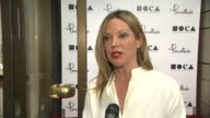 Maria Bell on what the night represents for MOCA teaming up with Pomellato why it's a fitting location for the brand at Pomellato Celebrates The...