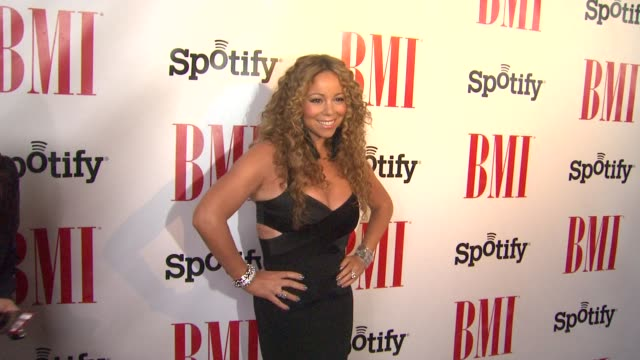 Mariah Carey at BMI Urban Awards 2012 on 9/7/12 in Los Angeles CA