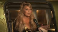 INTERVIEW Mariah Carey on what she loved most about tonight and what were her favorite 90's fashion trends at 'VH1 Hip Hop Honors The 90's Game...