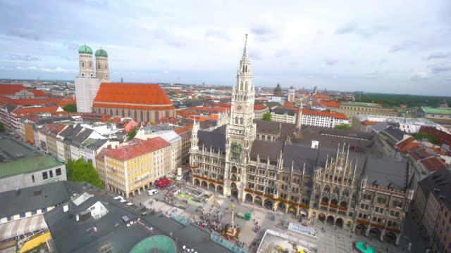 Münchner Marienplatz