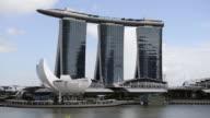 MS Marina bay sands hotel / Singapore