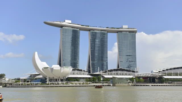 WS T/L Marina bay sands hotel / Singapore