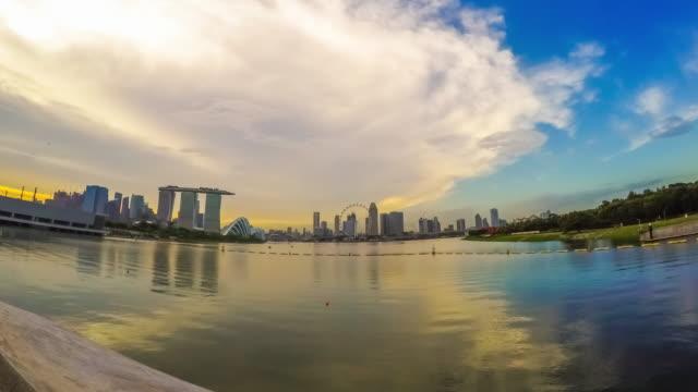 Marina Bay Skyline, Singapore